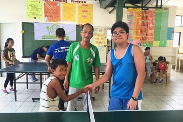 The MEALenium Project: Developing champions in Payatas