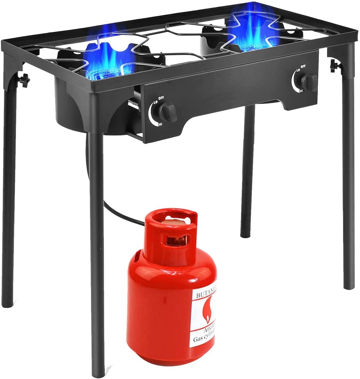 Giantex Outdoor 2 Burner Stove