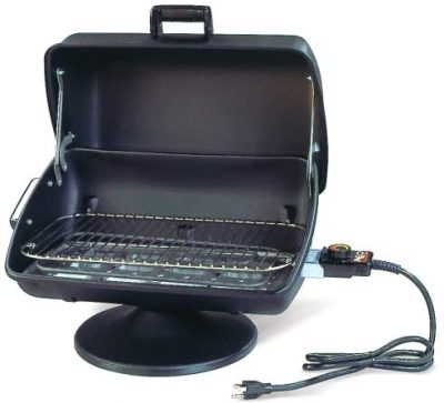 Americana by Meco Tabletop Electric BBQ Grill