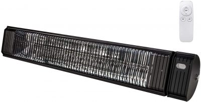 Aura Carbon Series Electric 27-Inch Patio Heater