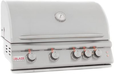 Blaze LTE 32-Inch 4-Burner Propane Gas Grill