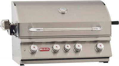 Bull Angus 30-Inch 4-Burner Built-In Propane Gas Grill