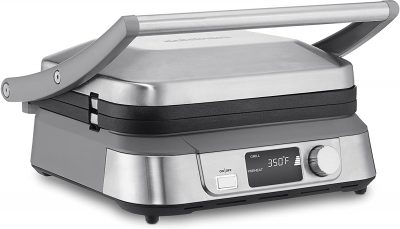 Cuisinart Stainless Steel Electric Griddler