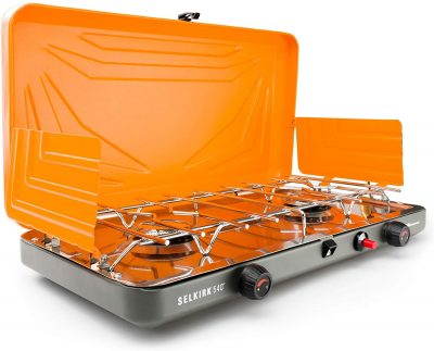 G.S.I.Sports 56012 Selkirk 540 Camp Stove