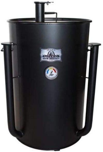 Gateway Drum Smokers Charcoal BBQ Smoker