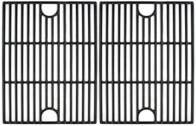 Hongso 17 Inch Porcelain Coated Cast Iron Cooking Grid