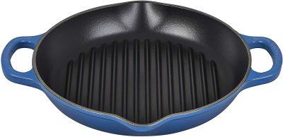 Le Creuset Enameled Cast Iron Signature Grill Pan