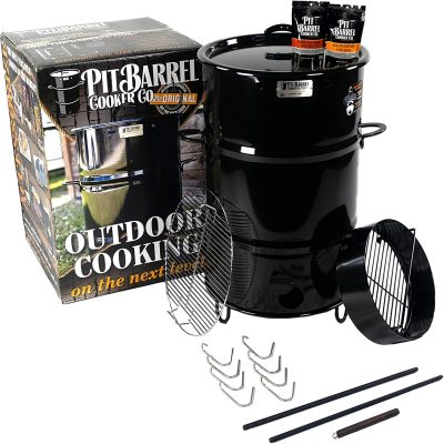 Pit Barrel Cooker Co Classic Pit Barrel Cooker Package