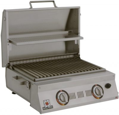 Solaire AllAbout Portable Infrared Propane Gas Grill