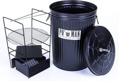 The Original Po' Man Charcoal Grill