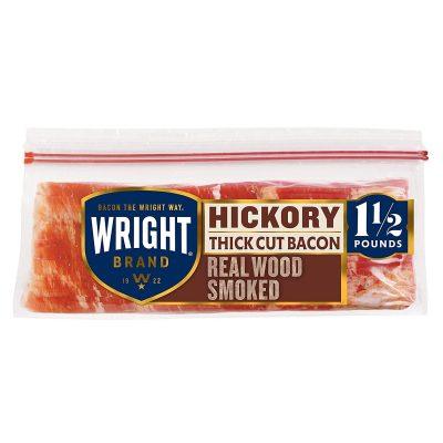 Wright Hickory Smoked Bacon