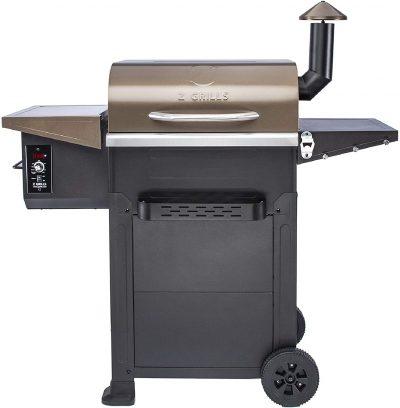 Z GRILLS ZPG-6002B 2020 New Model Wood Pellet Grill