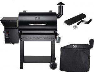 Z GRILLS ZPG-7002BPRO Wood Pellet Grill