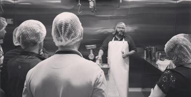 Sausage Making Classes at The Meat Room