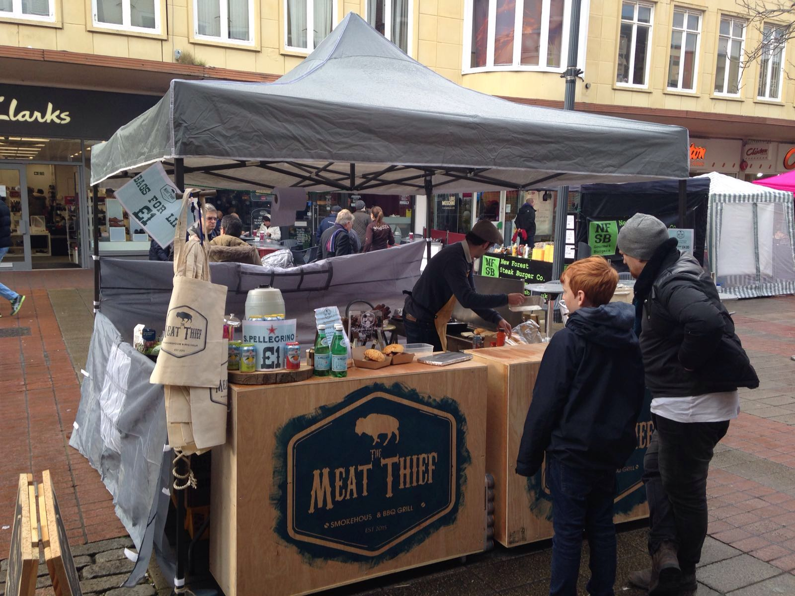 The Meat Thief - Hampshire Catering Company