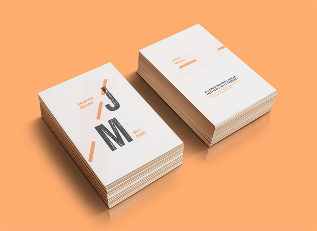 20 Best Free Business Card Templates | ThemeCot