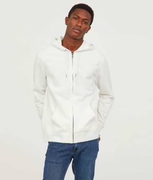Hooded jacket Regular fit front