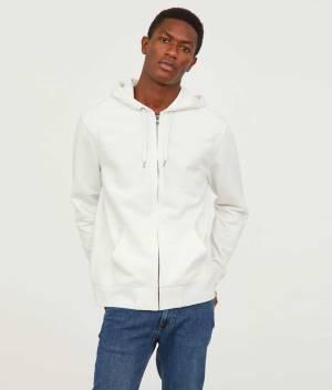 Hooded jacket Regular fit front