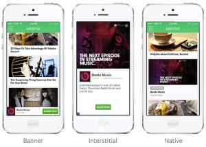 Форматы рекламы в Facebook Audience Network