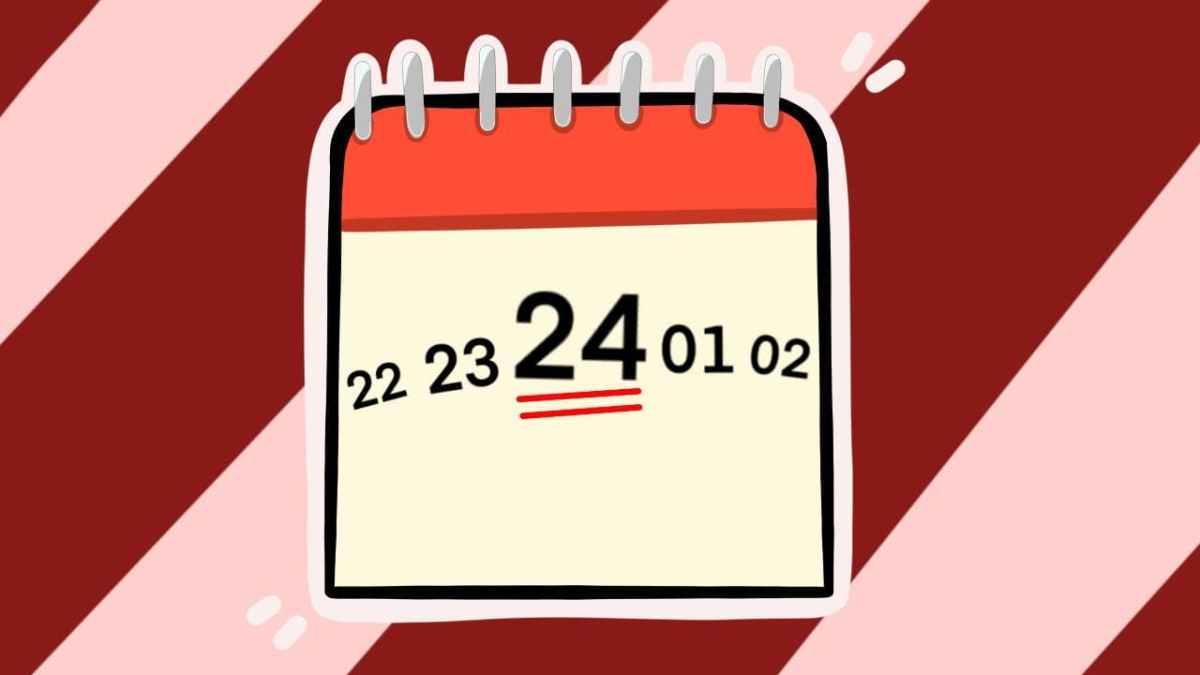 Двадцать четвертое число. Иллюстрация Александры Амзиной