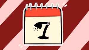 Седьмое число. Иллюстрация Александры Амзиной