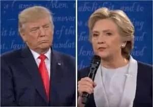 Clinton Trump Debate: public speaking lessons