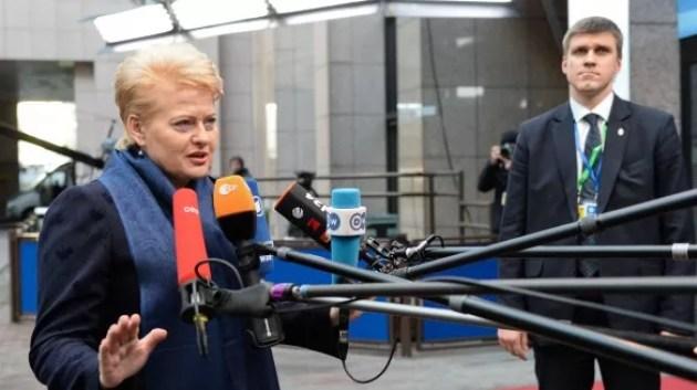EU doorstep interviews should be viewed as an opportunity.