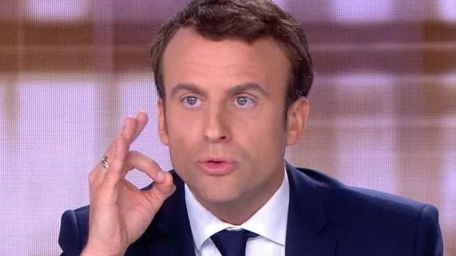 Why Macron won