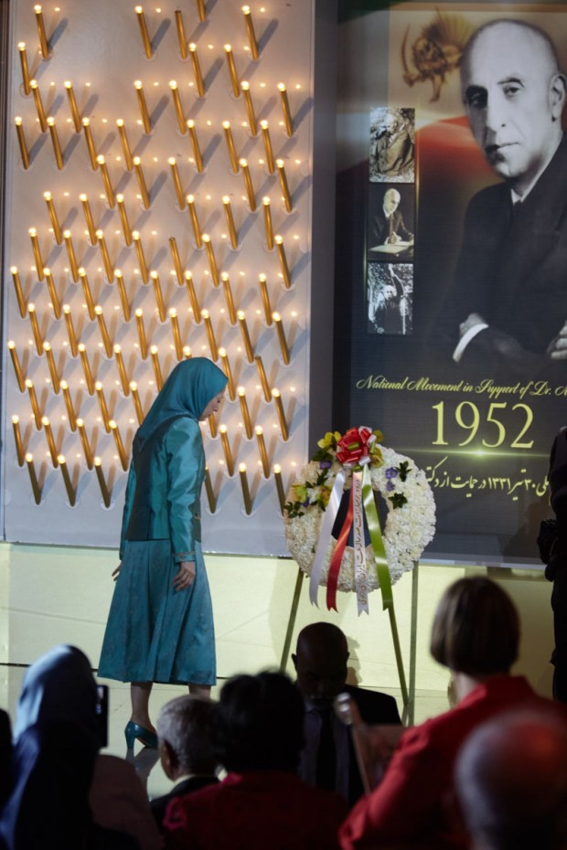 This year's Free Iran rally, held in Le Bourget, France on July 9, will feature a series of national delegations and distinguished military and dignities, together with notable activists and supporters, punctuated with artistic performances, showing the extent of international solidarity for the cause for Iranian freedom.