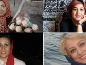 Female Political Prisoners Being Victimized in Iran