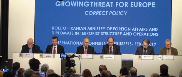 Conference in Brussels Highlights Iranian State-Sponsored Terrorism