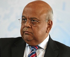 Pravin Gordhan and the SABC