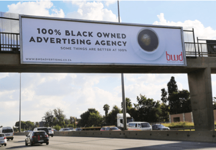 BWD's '100% black-owned' ad agency billboard not racist, says ASA