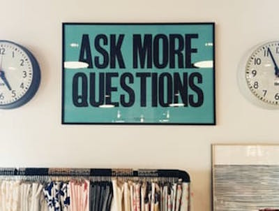 Questions you're afraid to ask your agency, and why you shouldn't be