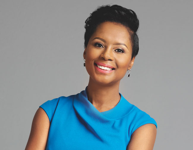 Africa's media queens: Khanyi Dhlomo, bringing positive change, inspiring others