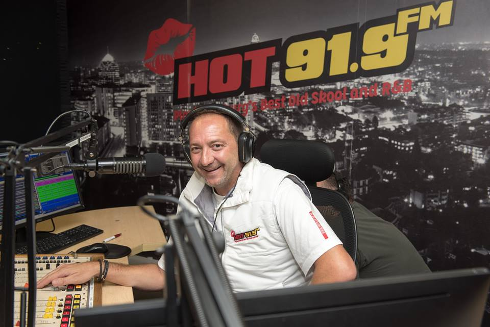 A 'hot' radio story as 91.9FM plans to expand into TV too