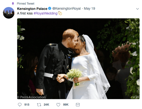 The #RoyalWedding in Twitter numbers