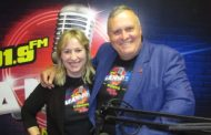 SA just wants to have some fun: Jeremy Mansfield is back on air