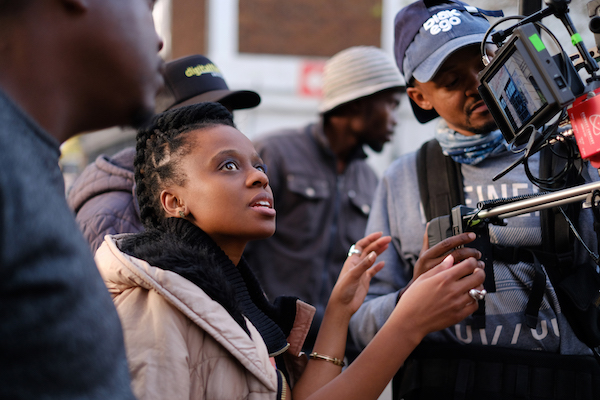 Rea Moeti starts shooting next Showmax Original comedy in Maboneng