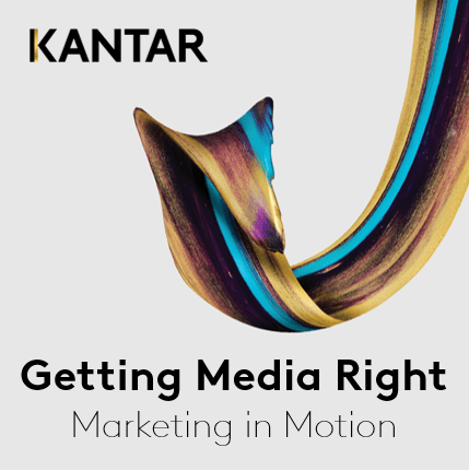 Getting media right: Marketing in motion