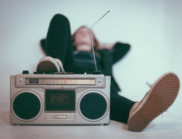 A wake-up call for radio. It's later than you think