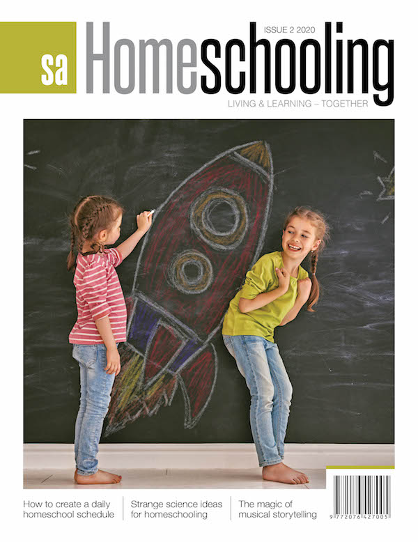 Isikhova Media taps into current education needs with SA Homeschooling magazine