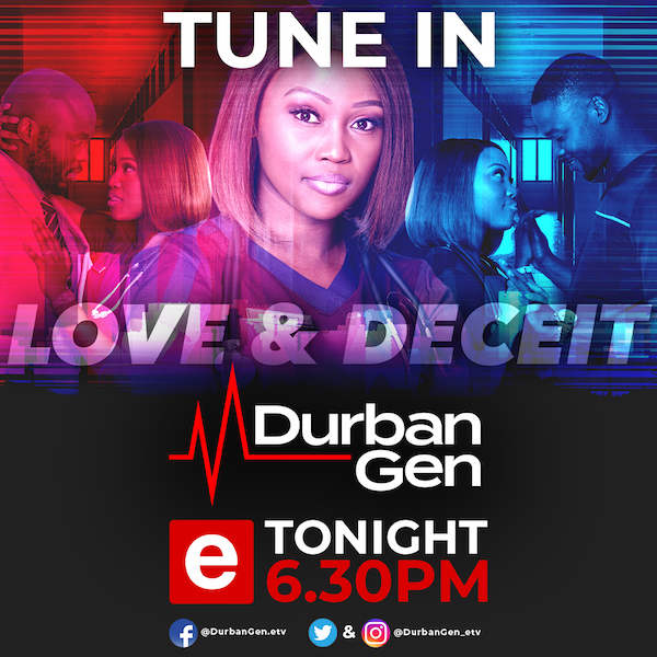 The wait is over: e.tv's latest local drama, Durban Gen, premieres tonight
