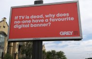 Grey Advertising puts skin in the game with bold OOH campaign