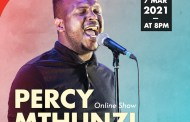 State Theatre Fringe Programme: Percy Mthunzi to perform on YouTube