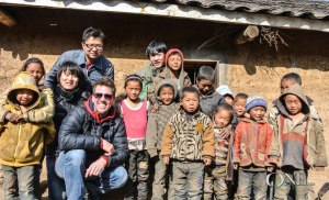 Beaux Foy in Yida Village, China