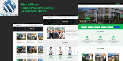 Rentalplace-single-property-listing-wordpress-theme