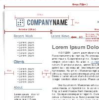 Fantastic PSD to HTML Tutorials