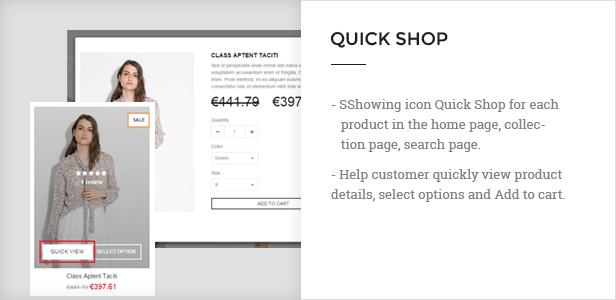 Quickshop