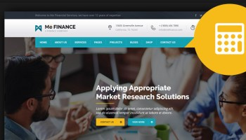 Best HTML Business Website Templates - Professional website templates